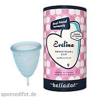 Belladot/Evelina Menstruationskappe (M-L), 1 ST, Mangostan - Gold Ltd. & Co. KG