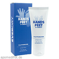 everdry antibakterielle Hands & Feet Pflegelotion, 75 ML, Imp GmbH International Medical Products