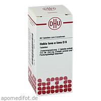HEKLA LAVA e lava D 6, 80 ST, Dhu-Arzneimittel GmbH & Co. KG