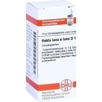 HEKLA LAVA e lava D10, 10 G, Dhu-Arzneimittel GmbH & Co. KG