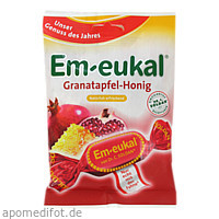 Em-eukal Granatapfel-Honig zh, 75 G, Dr. C. Soldan GmbH