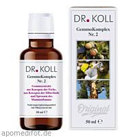 GemmoKomplex Nr. 2, 50 ML, Dr. Koll Biopharm GmbH