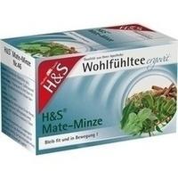 H&S Mate-Minze, 20X1.8 G, H&S Tee - Gesellschaft mbH & Co.