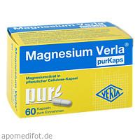 Magnesium Verla purKaps Vegane Kapseln z.Einnehmen, 60 ST, Verla-Pharm Arzneimittel GmbH & Co. KG