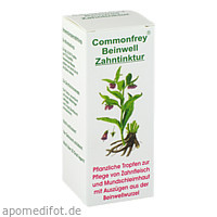 Commonfrey Beinwell Zahntinktur, 30 ML, Pharmadermal Gbr