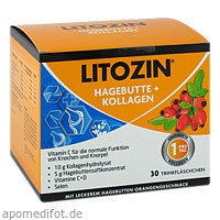 Litozin Hagebutte+Kollagen, 30X25 ML, Queisser Pharma GmbH & Co. KG