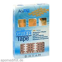 Gitter Tape Acutop 3x2cm, 20X9 ST, Römer-Pharma GmbH