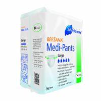 BEESANA Medi-Pants Größe Large, 14 ST, Meditrade GmbH