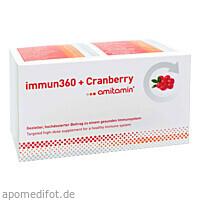 amitamin immun360 + Cranberry, 120 ST, Active Bio Life Science GmbH