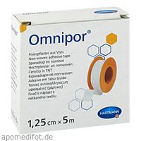 Omnipor 1.25cm x 5m, 1 ST, Paul Hartmann AG