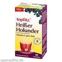 Topfitz Heißer Holunder, 10 ST, Hermes Arzneimittel GmbH