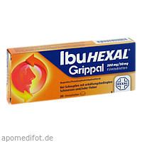 IBUHEXAL Grippal 200 mg/30 mg Filmtabletten, 20 ST, Hexal AG