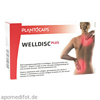 WELLDISC PLUS, 60 ST, Rhg Trading GmbH