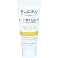 Rugard Vitamin Creme Gesichtspflege Tube, 8 ML, Dr.B.Scheffler Nachf. GmbH & Co. KG