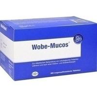 Wobe-Mucos, 360 ST, MUCOS Pharma GmbH & Co. KG