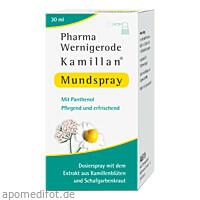 Kamillan Mundspray, 30 ML, Aristo Pharma GmbH
