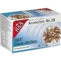 H&S Darm-Heiltee, 20X2.0 G, H&S Tee - Gesellschaft mbH & Co.