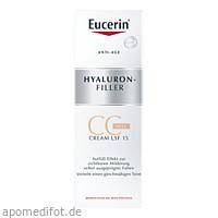 Eucerin Anti-Age Hyaluron-Filler CC Cream hell, 50 ML, Beiersdorf AG Eucerin