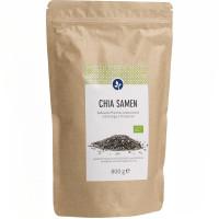 CHIA Samen 100% Bio, 800 G, Aleavedis Naturprodukte GmbH