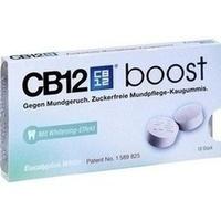CB12 boost Eukalyptus, 10 ST, Meda Pharma GmbH & Co. KG