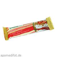 DR. MUNZINGER Erdbeer-Joghurt schokolierter Riegel, 40 G, Dr.Munzinger Sport GmbH & Co. KG