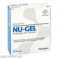 Nu Gel Hydrogel MNG415, 3X15 G, kohlpharma GmbH