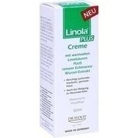 Linola plus Creme, 50 ML, Dr. August Wolff GmbH & Co. KG Arzneimittel