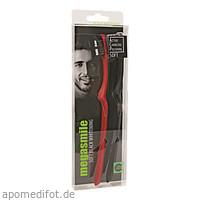 megasmile Soft Black Whitening Zahnbürste 4-Farb.s, 2 ST, Imp GmbH International Medical Products