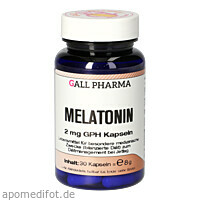 Melatonin 2mg GPH Kapseln, 30 ST, Hecht-Pharma GmbH