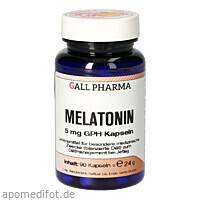 Melatonin 5mg GPH Kapseln, 90 ST, Hecht-Pharma GmbH