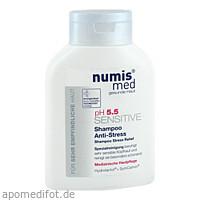 numis med pH 5.5 SENSITIVE Shampoo Anti-Stress, 200 ML, Mann & Schroeder GmbH
