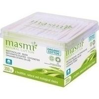Bio Kosmetikstäbchen 100% Bio Baumwolle MASMI, 200 ST, Don Dandrea Deutschland AG