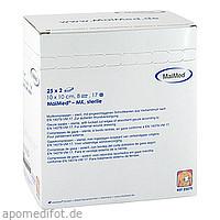 MULLKOMPRESSEN 10x10cm 8fach steril, 25X2 ST, Brinkmann Medical Ein Unternehmen der Dr. Junghans Medical GmbH