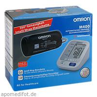 OMRON M400 Oberarm-BMG mit Intelli Wrap Manschette, 1 ST, Hermes Arzneimittel GmbH
