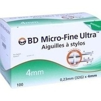 BD MICRO-FINE Ultra Pen-Nadeln 0.23x4 mm, 100 ST, B2b Medical GmbH