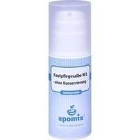 HAUTPFLEGESALBE W/L o.Konservierung Spender, 100 ML, apomix PKH Pharmazeutisches Labor GmbH
