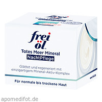 frei öl Totes Meer Mineral NachtPflege, 50 ML, Apotheker Walter Bouhon GmbH