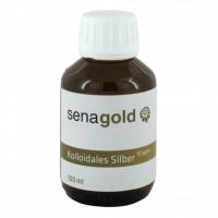 Kolloidales Silber 10ppm, 100 ML, Senagold Naturheilmittel GmbH