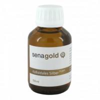 Kolloidales Silber 25ppm, 100 ML, Senagold Naturheilmittel GmbH