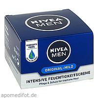 NIVEA MEN INTENSIVE FEUCHTIGKEITSCREME, 50 ML, Beiersdorf Ag/Gb Deutschland Vertrieb