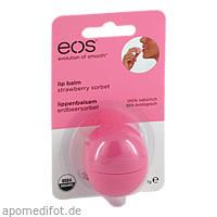 eos Strawberry Sorbet Organic Lip Balm Blister, 1 ST, Wepa Apothekenbedarf GmbH & Co. KG