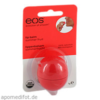 eos Summer Fruit Organic Lip Balm Blister, 1 ST, Wepa Apothekenbedarf GmbH & Co. KG
