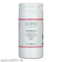 Konjakmehl mit Glucomannan, 250 G, Vita Natura GmbH & Co. KG