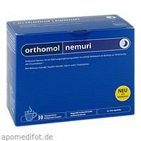 Orthomol Nemuri, 30 ST, Orthomol Pharmazeutische Vertriebs GmbH