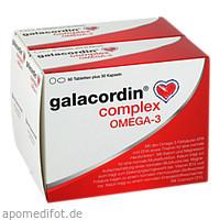 galacordin complex Omega-3, 120 ST, Biomo Pharma GmbH