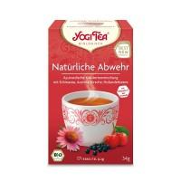 Yogi Tea Natürliche Abwehr, 17X1.8 G, Taoasis GmbH Natur Duft Manufaktur