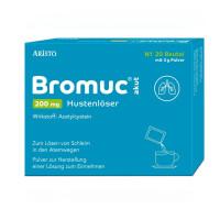 Bromuc akut 200mg Hustenlöser, 20 ST, Aristo Pharma GmbH