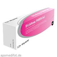 Diclofenac PUREN Gel, 100 G, PUREN Pharma GmbH & Co. KG
