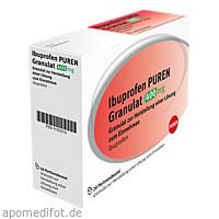 Ibuprofen PUREN Granulat 400 mg, 20 ST, PUREN Pharma GmbH & Co. KG