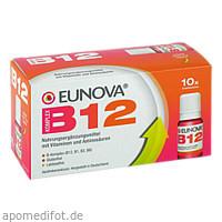 Eunova B12 Komplex LSG, 10X10 ML, STADA GmbH
